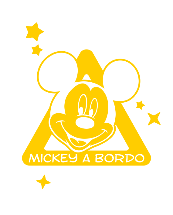 bebea bordo mickey mouse