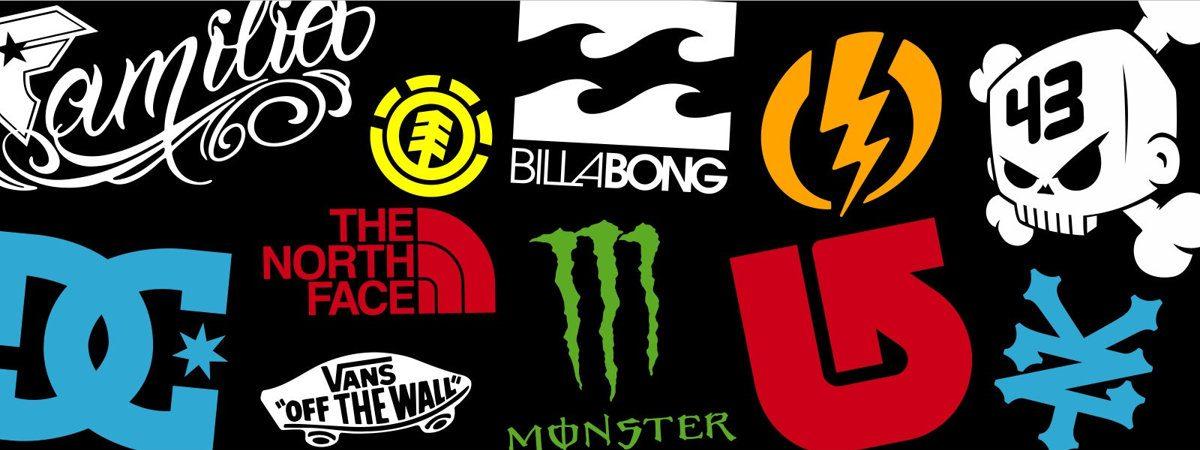 pegatinas marcas sponsors