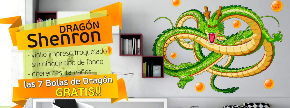 vinilo-dragon-ball-shenron