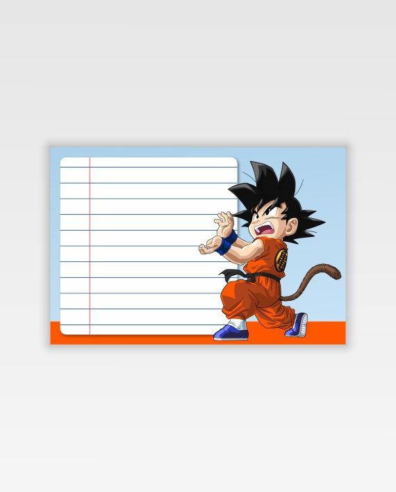 iman Goku Kame Hame Ha tomaNotas