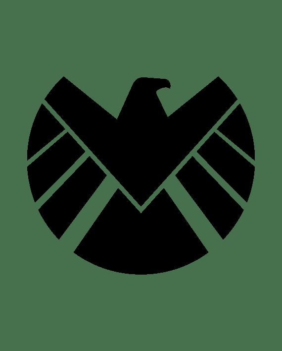 Pegatina Agentes De Shield Adhesivosnatos