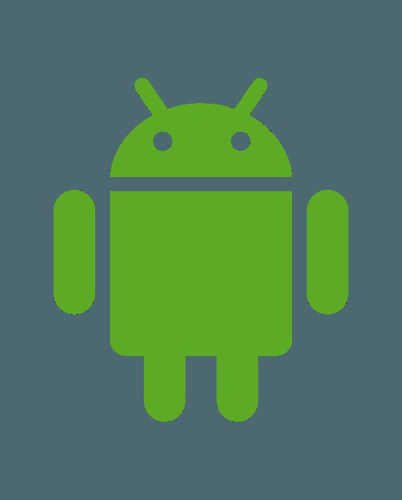 pegatina android