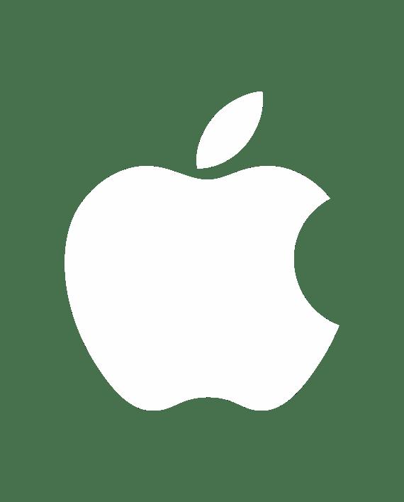 Pegatina Apple Logo Adhesivosnatos