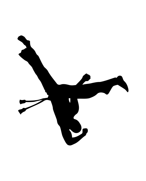 pegatina capoeira