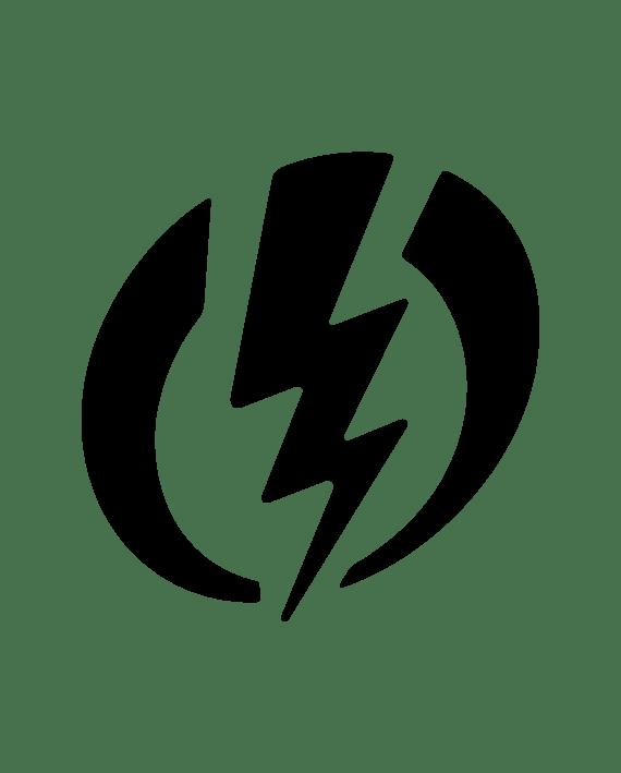 pegatina electric