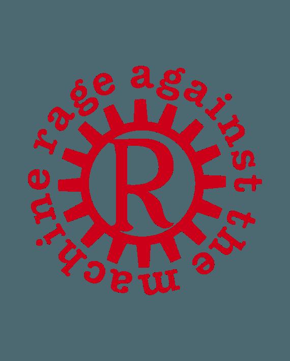 pegatina rage against the machine ratm vinilo