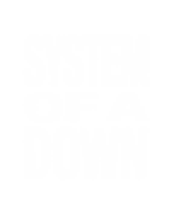 pegatina system of a down vinilo
