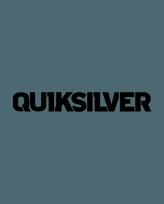 pegatina quiksilver letras vinilo