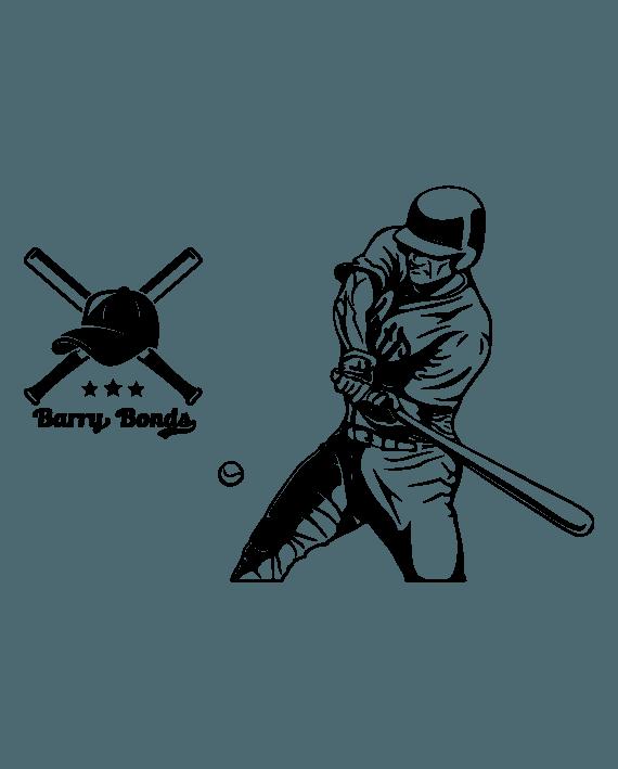 vinilo decorativo baseball beisbol