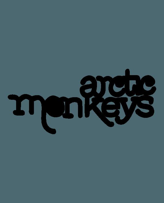 pegatina arctic monkeys
