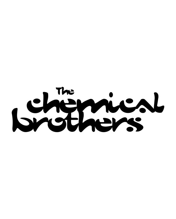 pegatina chemical brothers