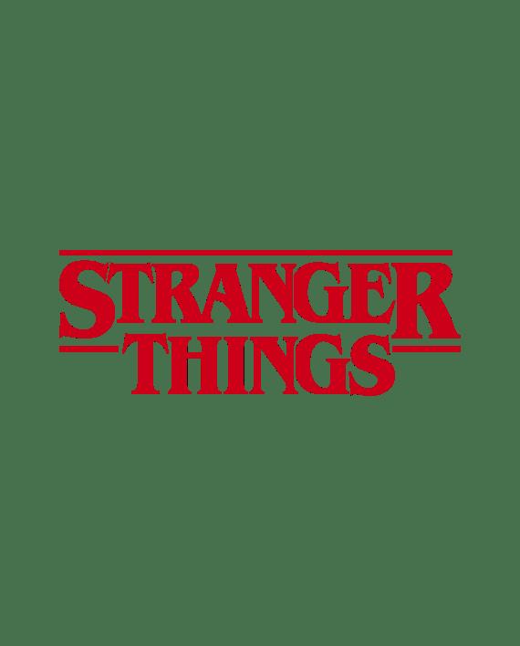 pegatina stranger things vinilo troquelado