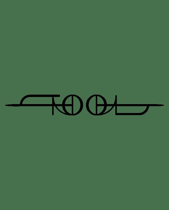 pegatina tool logo 1019 fear inoculum