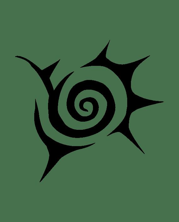 pegatina clan demonio siete pecados capitales