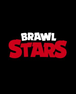 pegatina brawl stars 3 colores vinilo troquelado
